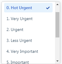 How urgent is it?